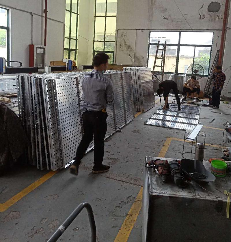上海铝单板厂电话
