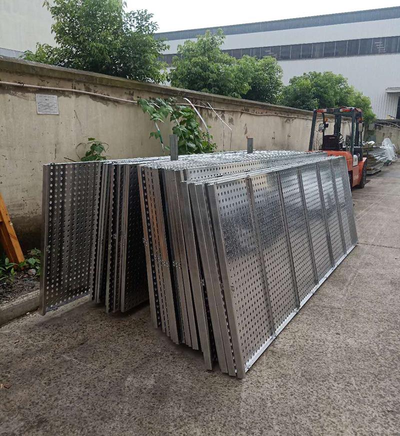 上海铝单板幕墙价格