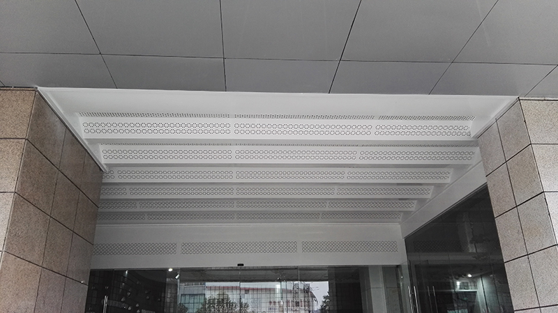 松江铝单板定制
